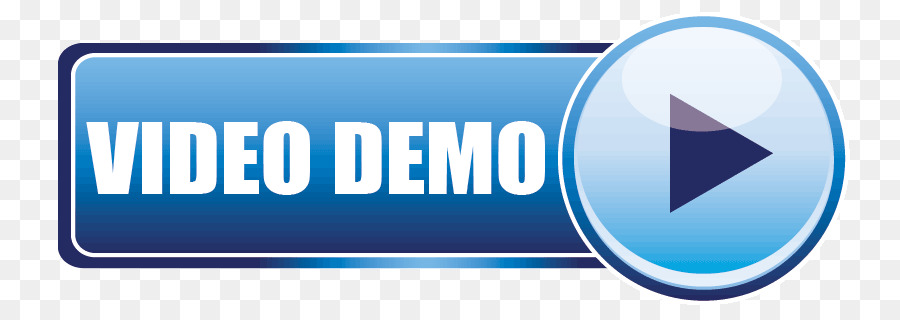 Game Demo Blue png download.