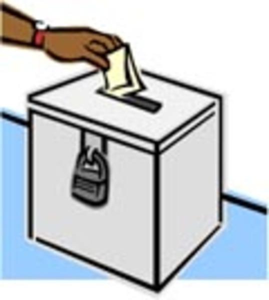 Representative democracy clipart.
