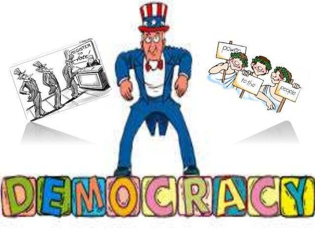 Democracy Clipart.