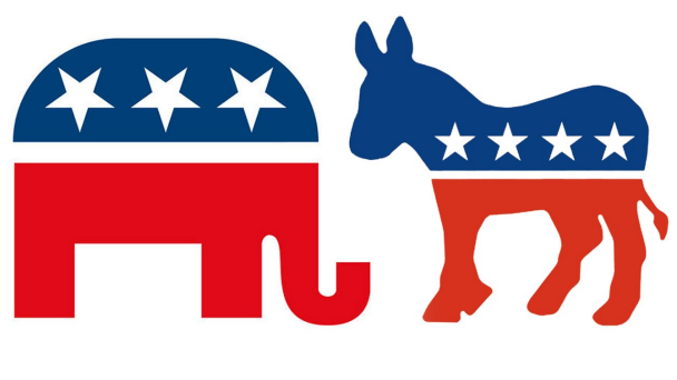 Democrat Vs Republican Clipart.