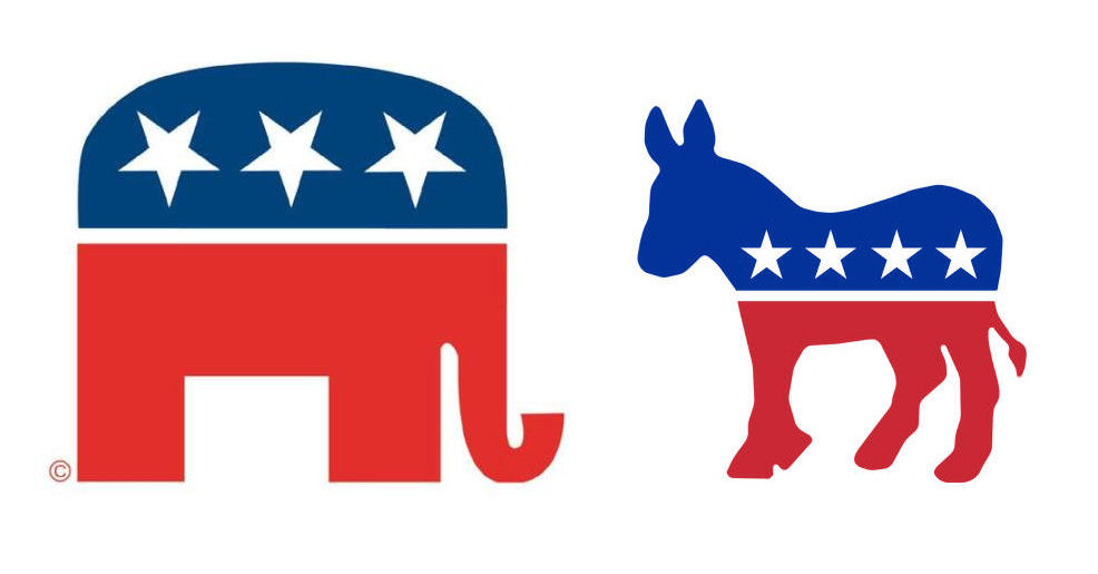 Political Logos: The origins of the Republicans\' elephant.