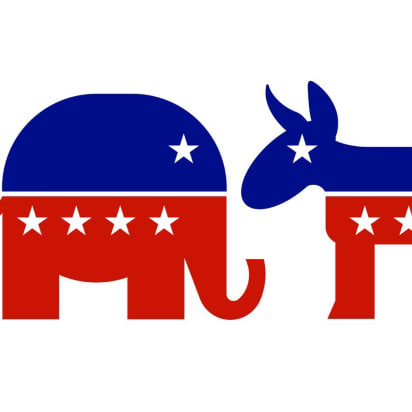 Why Democrats are donkeys and Republicans are elephants.