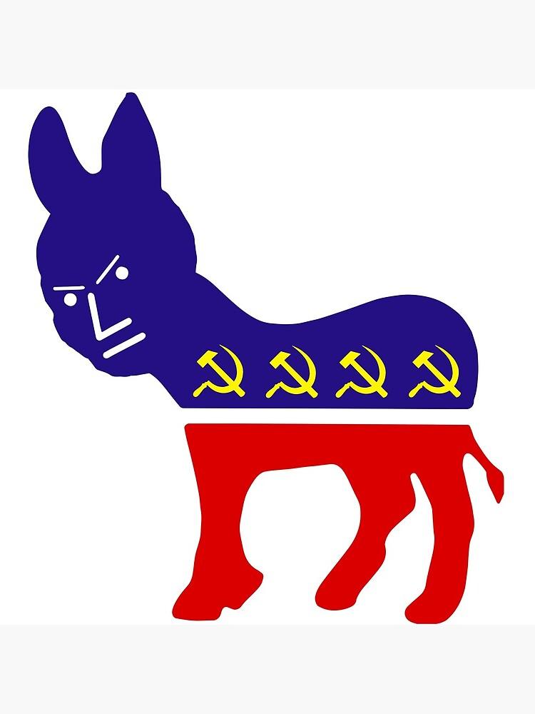 NPC Democrat Logo.