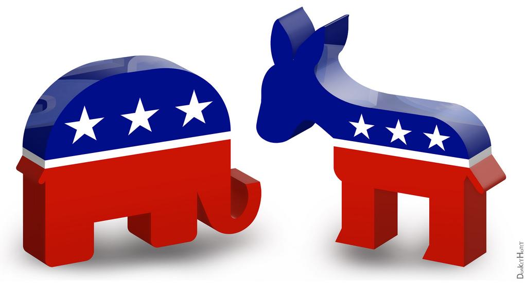 Does Coronado Have More Democrats or Republicans?.