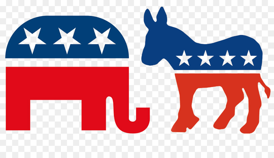 Republican Democrat Png No Background & Free Republican Democrat No.