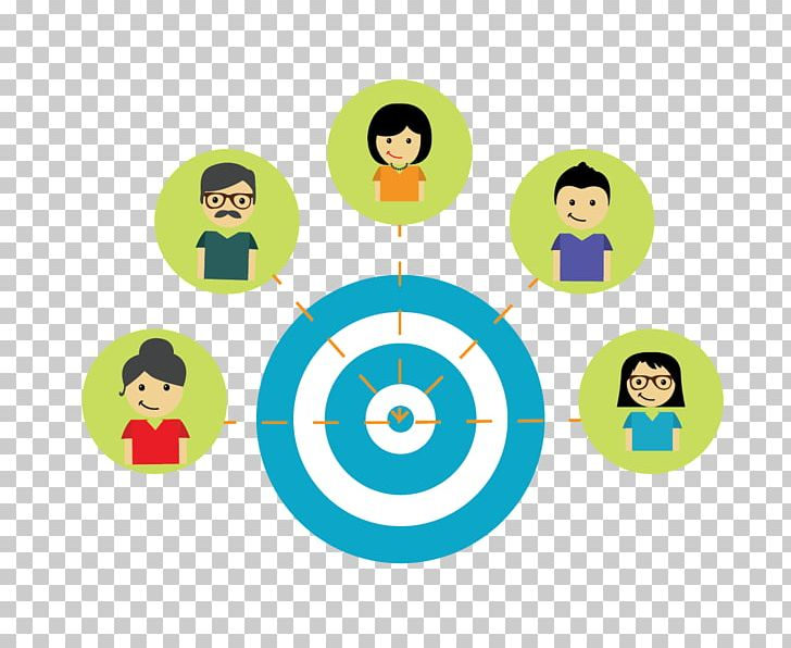 Targeted Advertising Target Audience Demographic Targeting PNG.