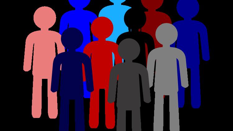 Humans clipart demographics, Humans demographics Transparent FREE.