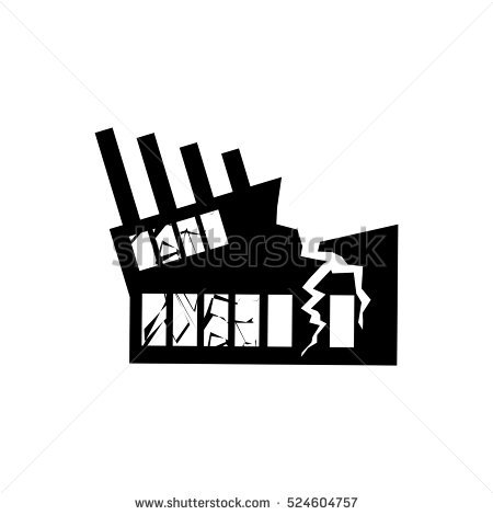 Demolished Building Stock Vectors, Images & Vector Art.