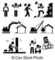 Demolition Vector Clipart EPS Images. 985 Demolition clip art.