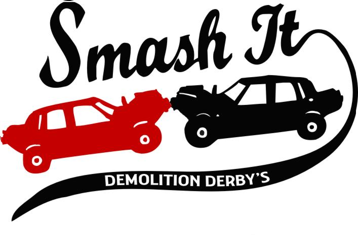 Demolition derby clip art.