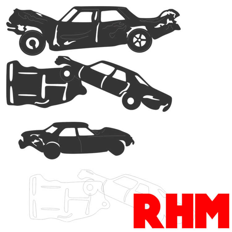 Demolition derby clipart 5 » Clipart Station.