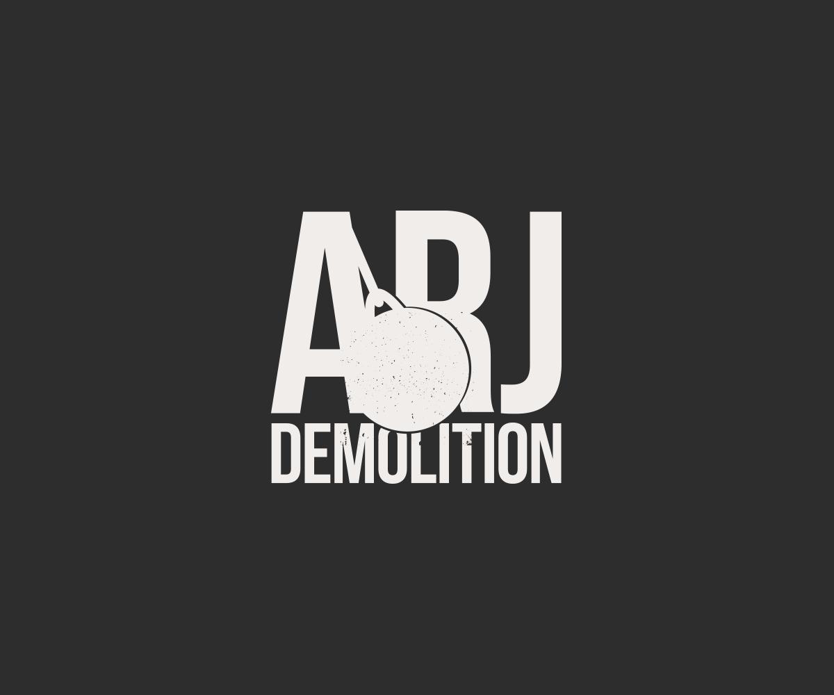 Demolition #logo #design.