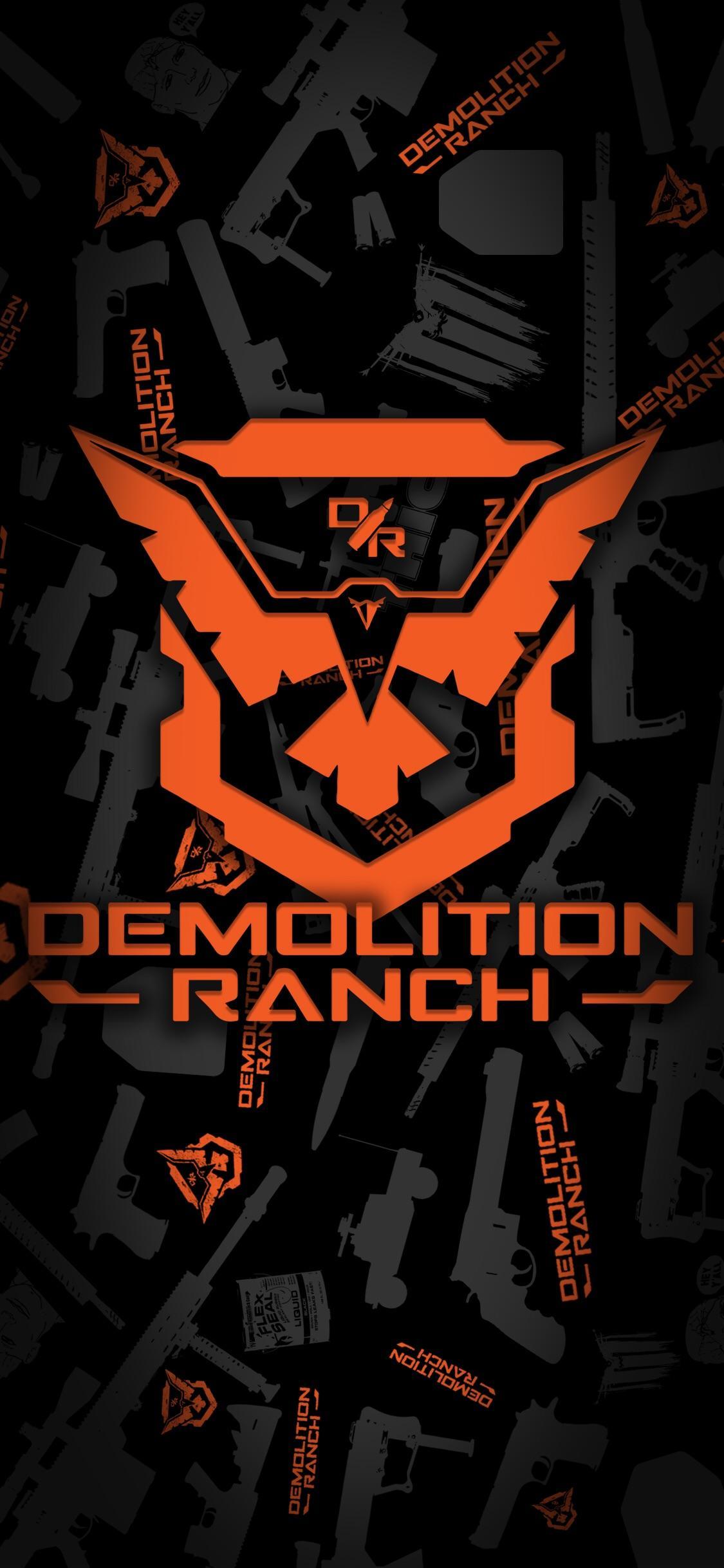 iPhone X wallpaper that I did make. : demolitionranch.