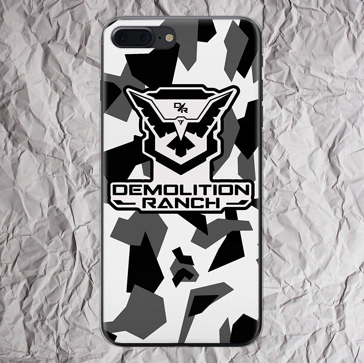 Demolition ranch iPhone X Xs Max Xr 8 7 6s 6 Plus se 5se 5 5s 5c 4s 4 Case  Fandom Gifts for Cell i Phone Silicone TPU Cover.
