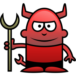 Free to Use & Public Domain Devil Clip Art.