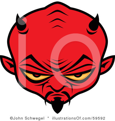 demon clipart royalty free devil clipart illustration #59592.