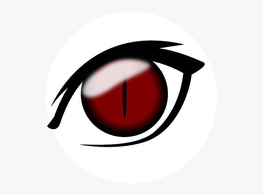 Anger Clipart Bloodshot Eye.