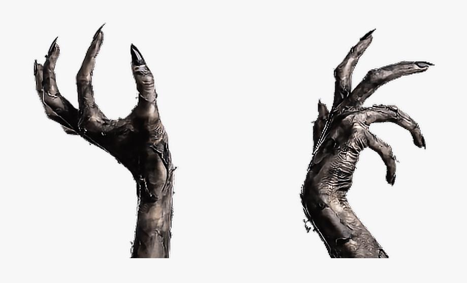 monster #hands #bla#blackandwhite # #terror #horror.