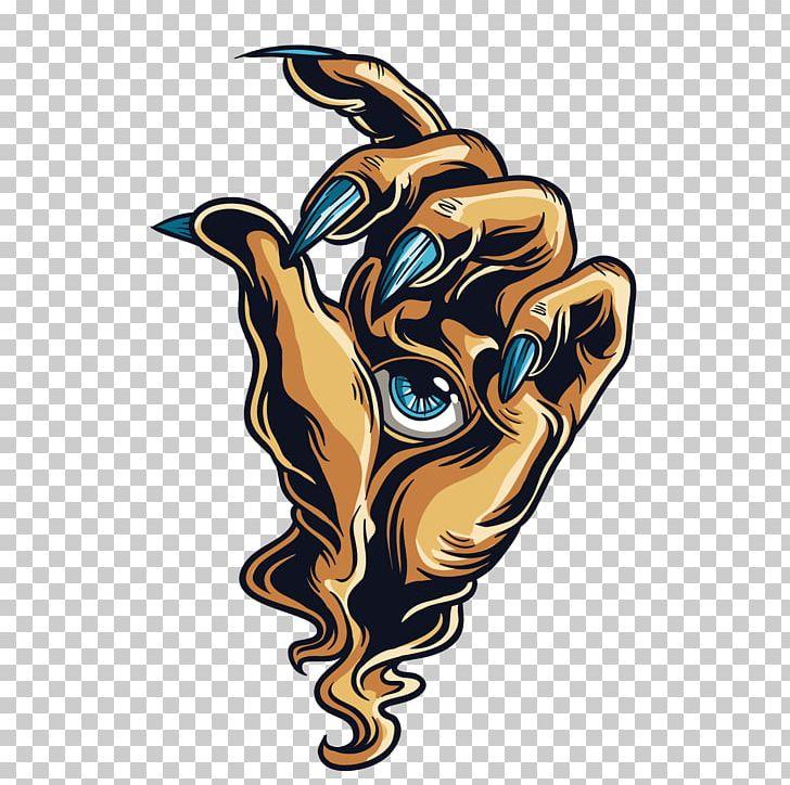 Demon Hand Gesture PNG, Clipart, Anime, Art, Cartoon, Cartoon Hand.