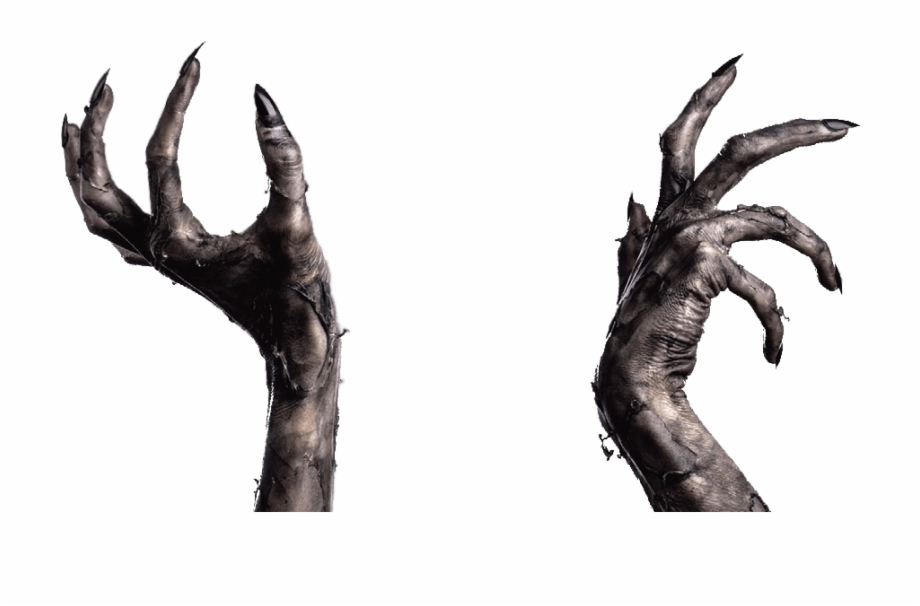 Demon Hand Png , Png Download.