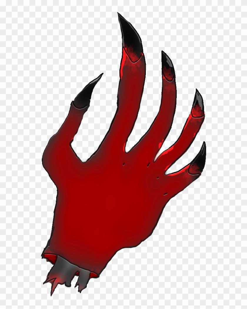 Severed Demon Arm.
