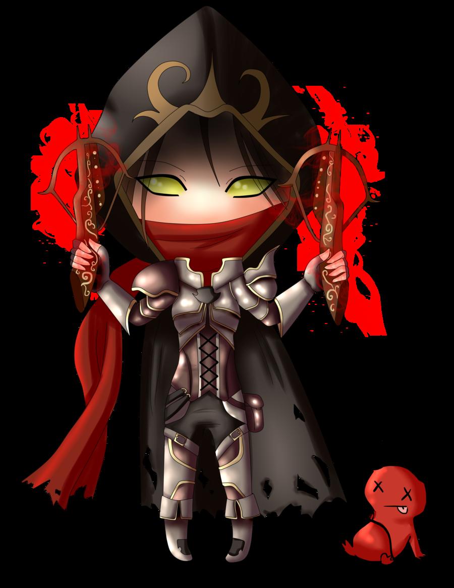 Diablo 3 Demon Hunter favourites by LongSwordem on DeviantArt.