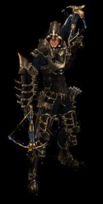 Demon Hunter.