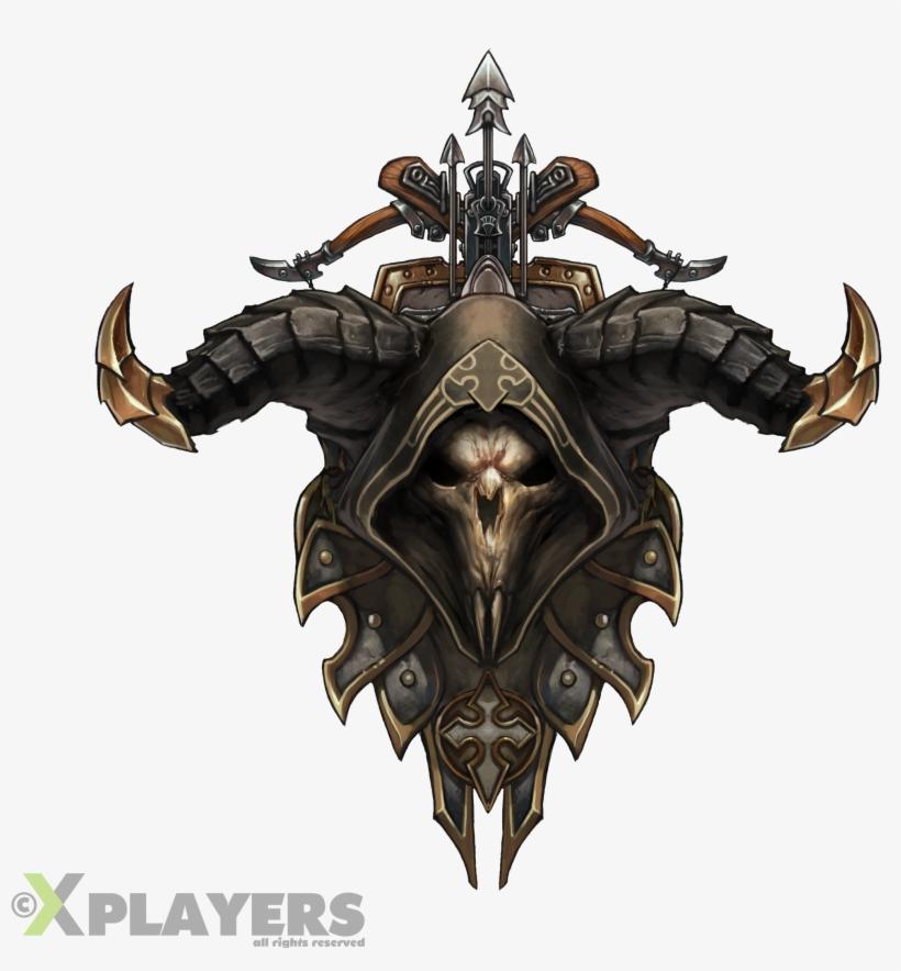 Diablo 3 Cutouts.