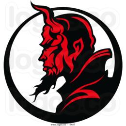 Devil Logo PNG and Devil Logo Transparent Clipart Free Download..