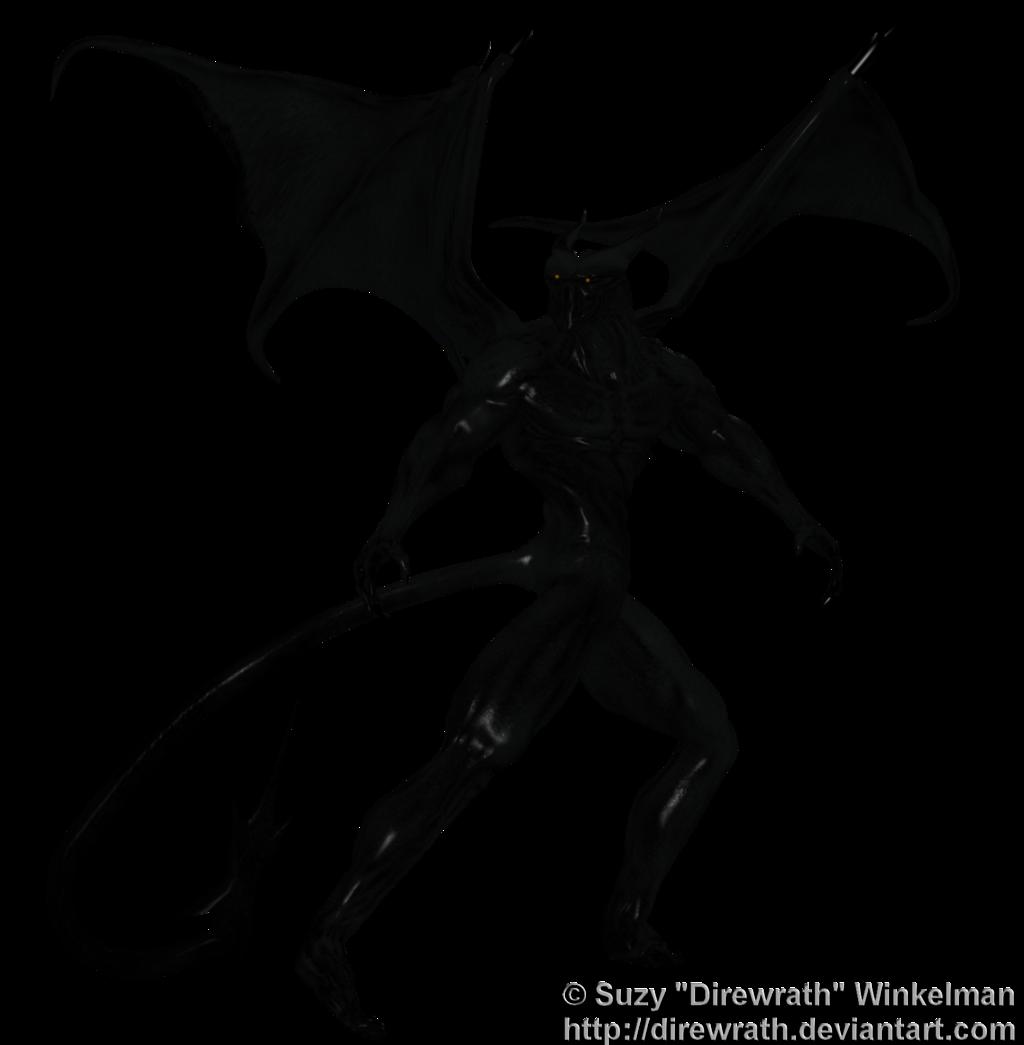 Demon PNG HD.