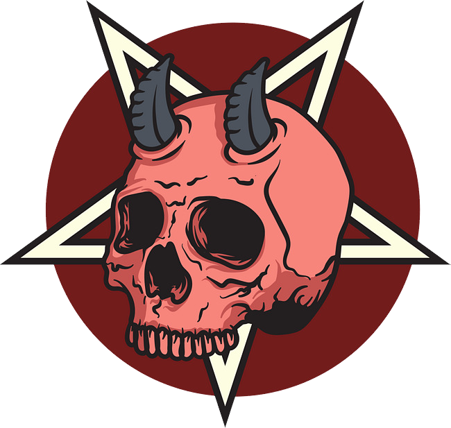 Demon PNG Image.