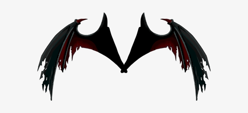 Demon Wing Png.