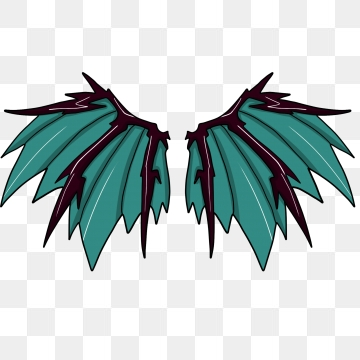 Demon Wings PNG Images.