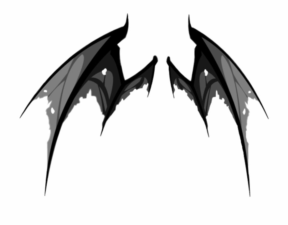 Demon Wings Png.
