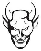 Demon Clip Art Illustrations. 16,095 demon clipart EPS vector.