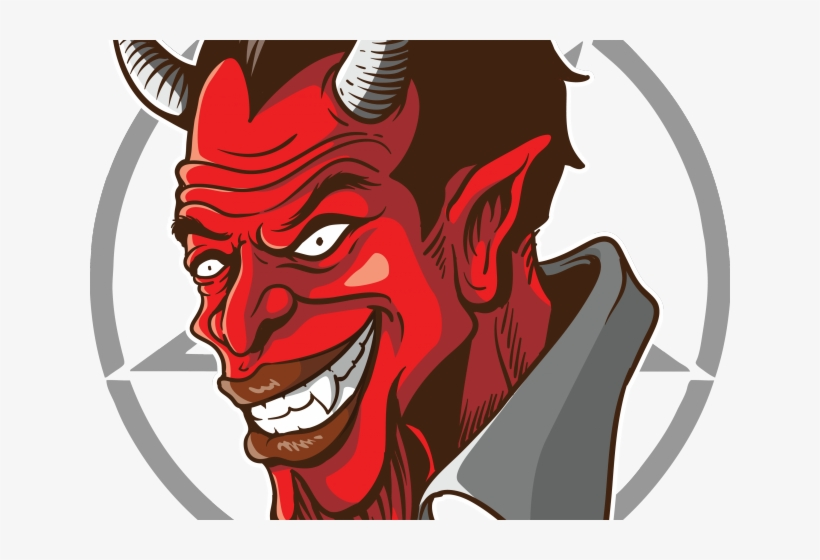 Demon Clipart Devil Face.