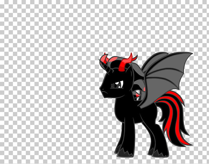 Pony Horse Outlast Color Mount Massive, DEMONIO PNG clipart.