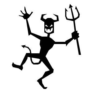 Demons clipart 1 » Clipart Portal.