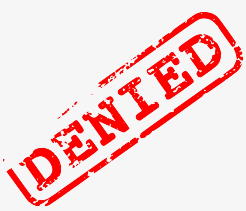 Free Png Red Denied Stamp Png Images Transparent.