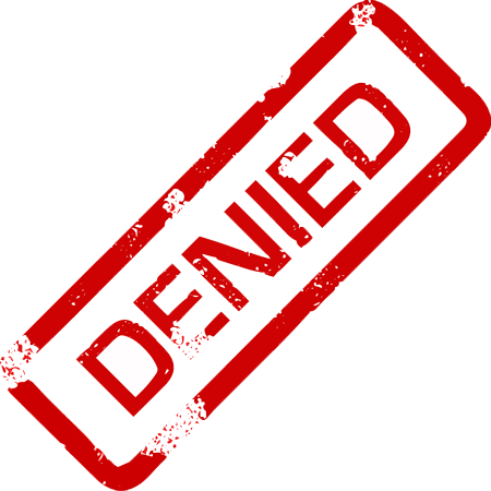 Download Free png Denied PNG, Download PNG image with transparent.