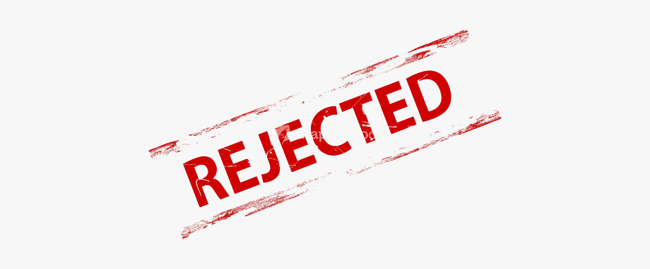 Denied Stamp Png , Transparent Cartoon, Free Cliparts.