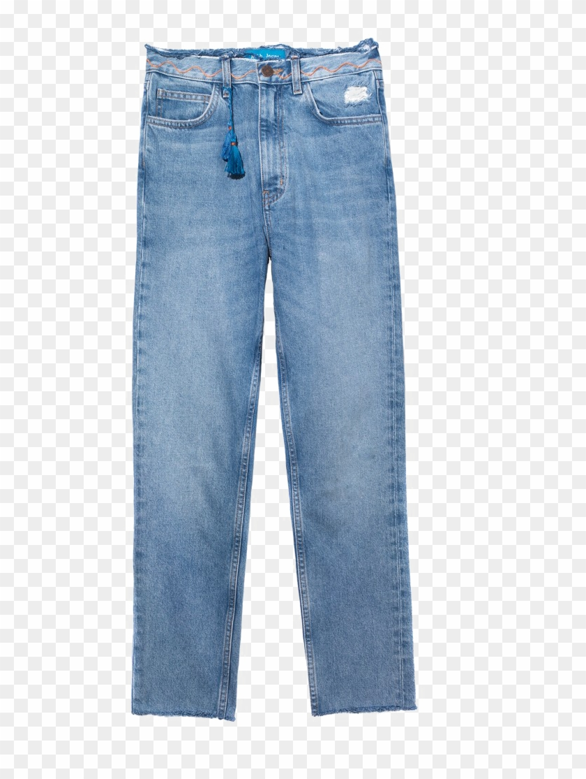 Denim Jean Png Transparent Image.