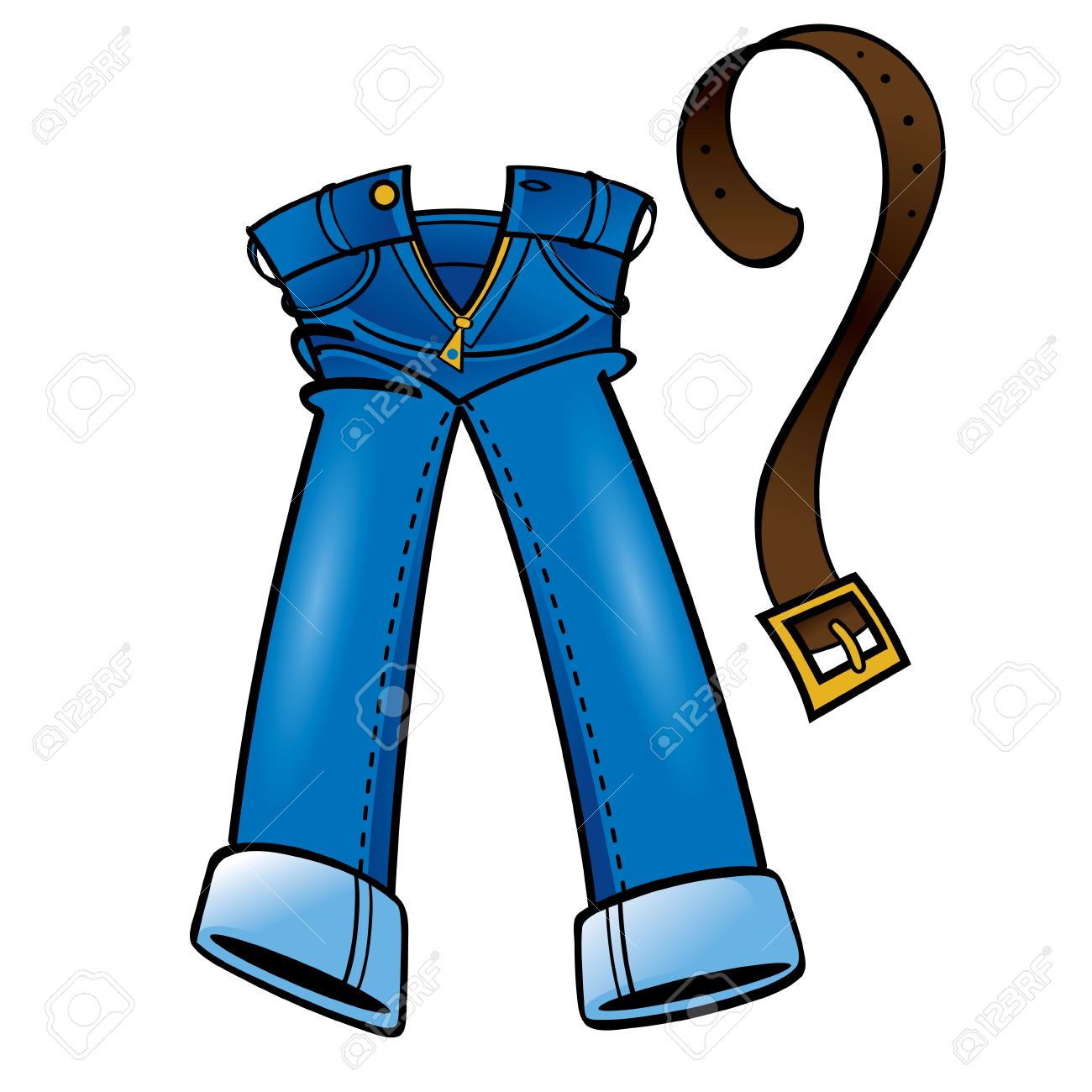 Denim clipart - Clipground