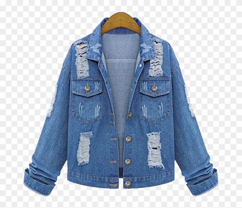 Jeans Jacket Png Image.