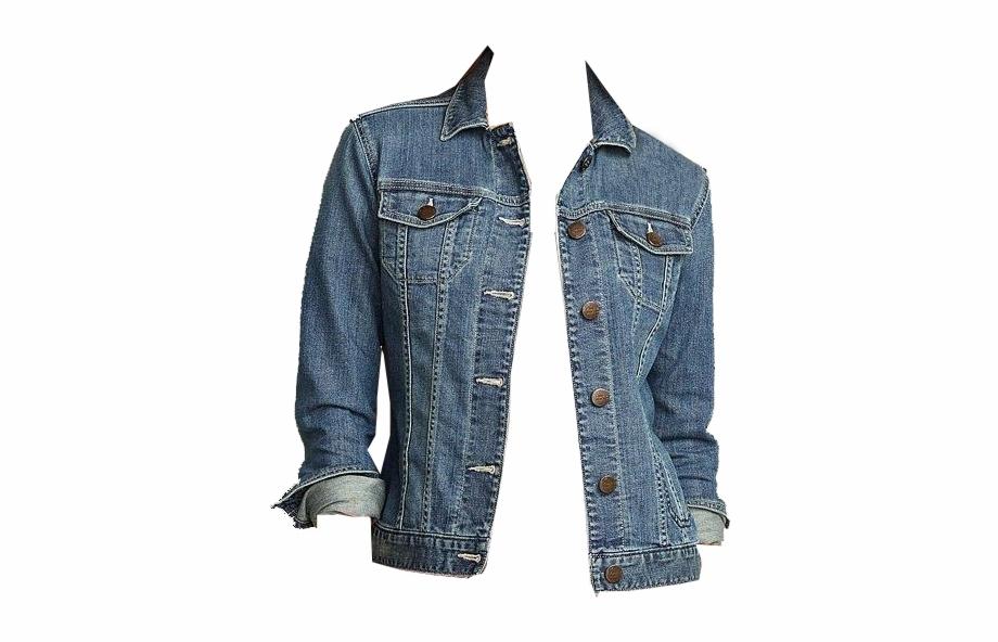 Denim Jacket Free Png Image.