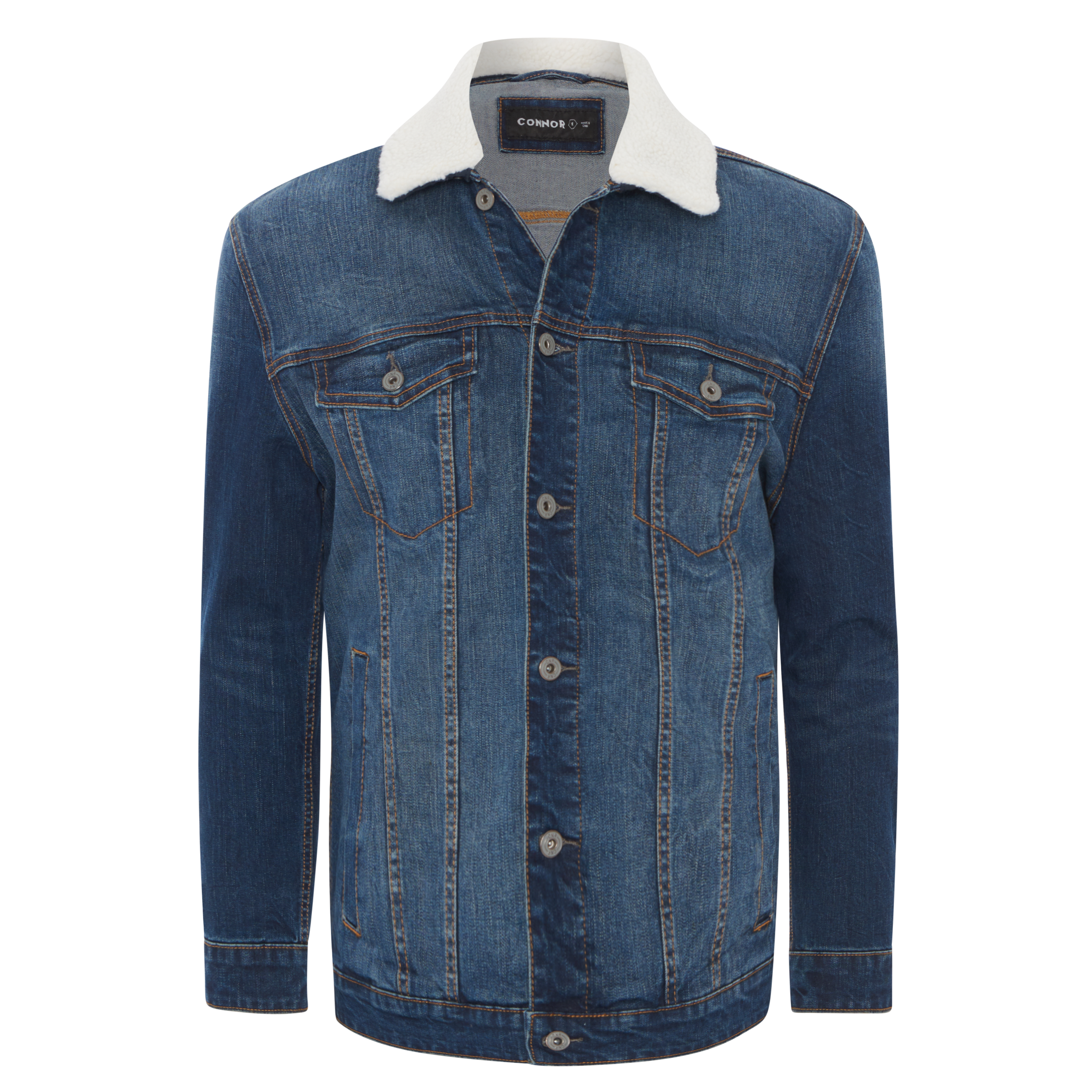 AXEL DENIM JACKET.