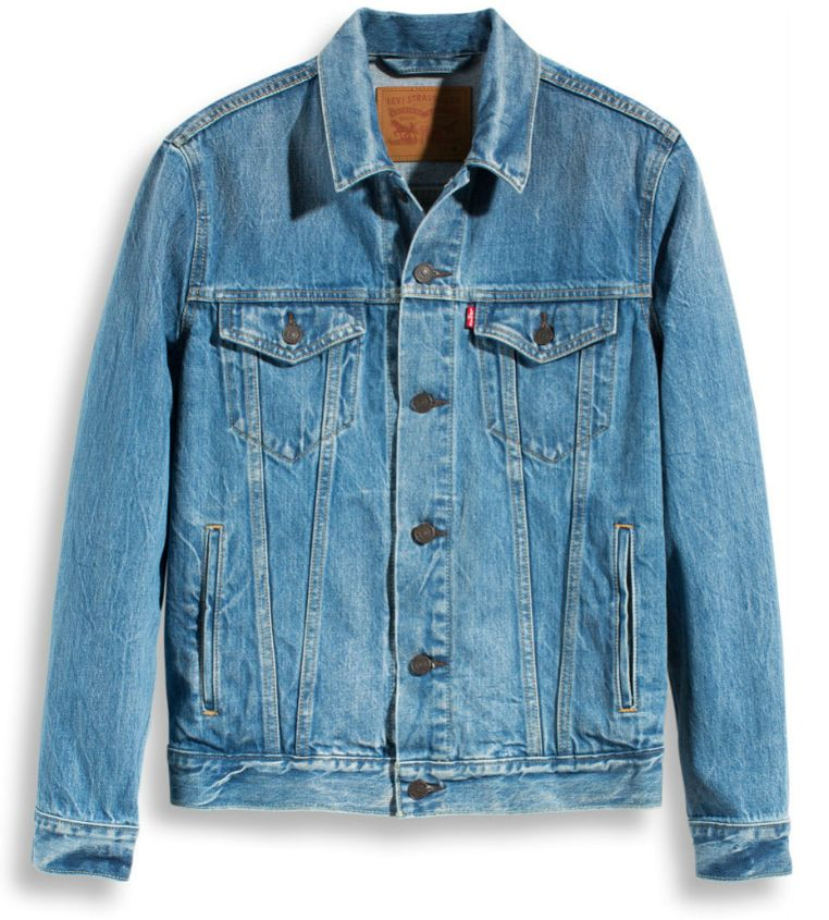 trucker denim jacket 14,8oz.