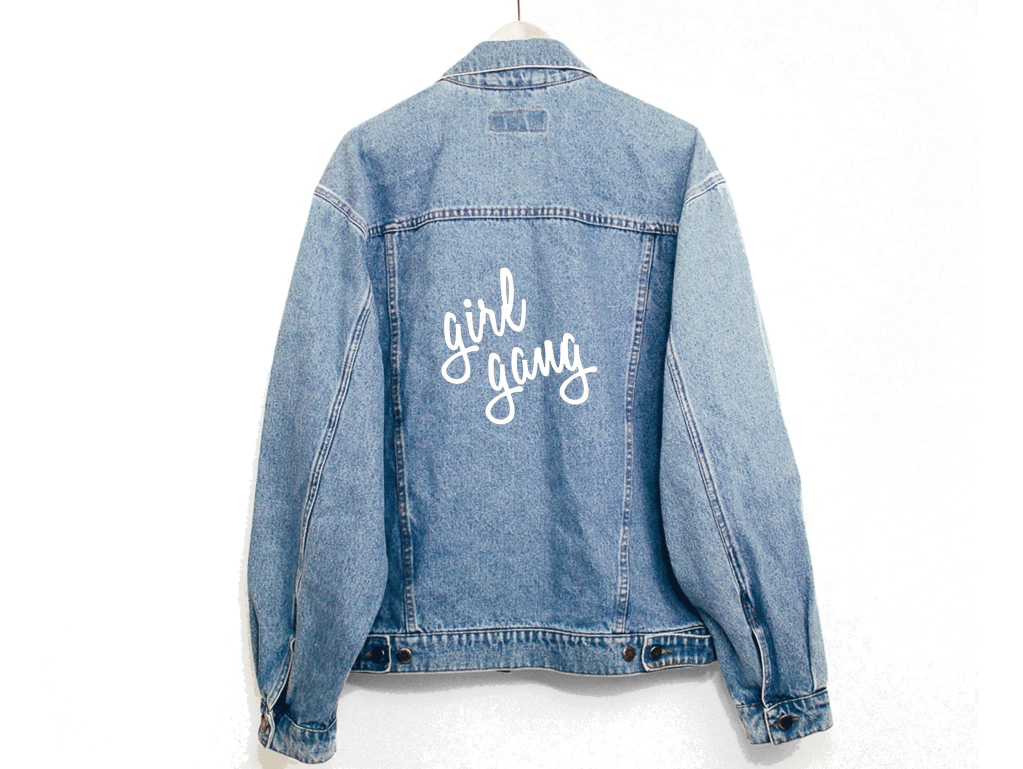 Jeans Jacket PNG Download Image.