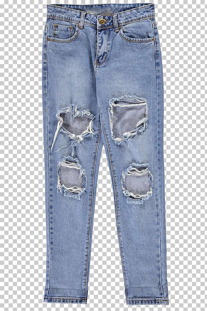 Boyfriend Jeans Clothing Slim.