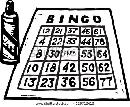 pritable bingo cards.